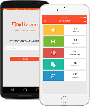 Download Deliverr shopper app